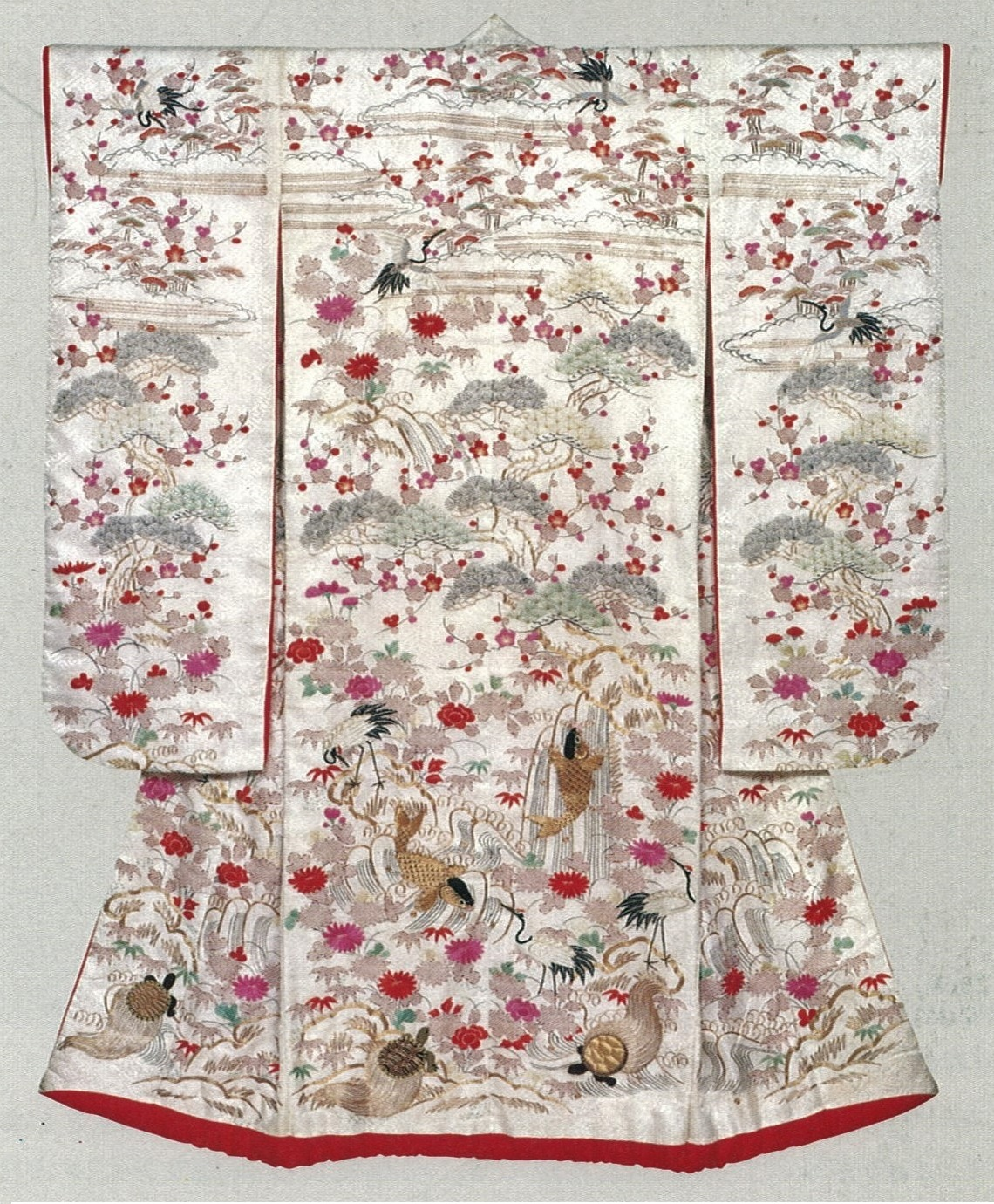 花嫁衣裳展10月から11月のイメージ